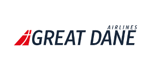Great Dane Airlines logo