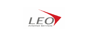 Leo Aviation logo