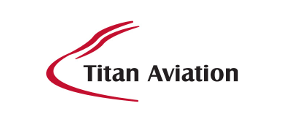 Titan Aviation logo