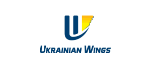 Ukrainian Wings logo