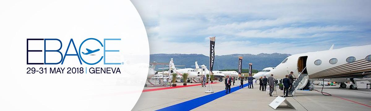EBACE European Business Aviation-Convention & Exhibition
